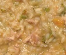 Recipe Chicken & Leek Risotto by Onel05 - Recipe of category Pasta & rice dishes