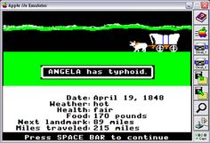 (Photo, Angela Has Typhoid, Dec. 25, 2005, super-structure/Jason Coleman, Flickr, http://www.flickr.com/photos/jason_coleman/77260584/ ) So your students have just played a history-based video game. Jeremiah McCall has 5 guidelines for analyzing the historical accuracy of games. Click above to read more!