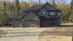 OPEN HOUSE Jul 8 & 9 from 1:00 - 4:00.  Reduced to $395,000! 1551 W Patricia Avenue, Wasilla, Alaska, 99654