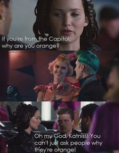 Hunger Games + Mean Girls
