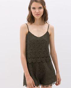New Collection Online Zara United Kingdom, Zara United States, Zara Mode, Zara Fashion, Overall, Zara Dresses, Jumpsuits For Women, Latest Trends
