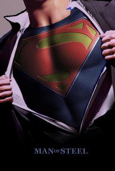 man of steel | man of steel fan poster2aaa1 First International Superman: Man ...