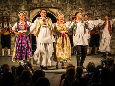 Lindo, the Dubrovnik Folklore Ensemble - #Travel Photography | SuitcaseandHeels.com