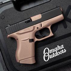 The Best Concealed Carry Guns For Women - Allgunslovers Pistol For Women, Handgun For Women, Glock 43 Women, Glock Guns, Glock 9mm, Best Handguns, Pink Guns, Best Concealed Carry, 9mm Pistol