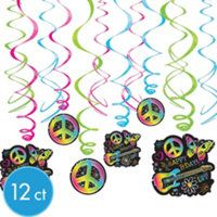 Neon Doodle Party Supplies - Neon Birthday - Party City