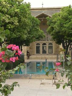 Beautiful Islamic Designed Garden