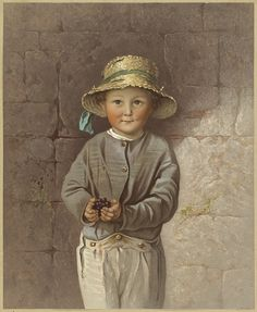 Little Purdy's Brother by Elizabeth Murray, 1815-1882