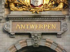 Antwerpen -- Daar gaat ons uitstapje morgen naartoe :-)