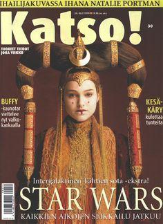 Natalie Portman - Star Wars: Episode I - The Phantom Menace (1999) (727×1000)