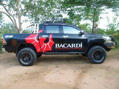 Sticker Mobil Sorong,Bacardi Sticker Hilux #TribalGraphics #CuttingSticker #3DCuttingSticker #Decals #Vinyls  #Stripping #StickerMobil #StickerMotor #StickerTruck #Wraps  #AcrilycSign #NeonBoxAcrilyc #ModifikasiMobil #ModifikasiMotor #StickerModifikasi  #Transad #Aimas #KabSorong #PapuaBarat