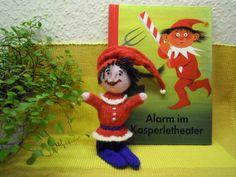 Wollfadengeschöpfe: Alarm im Kasperletheater (1) Kasperle