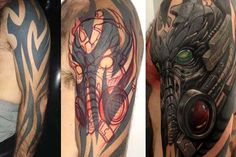 Tattoo Cover Up Ideas! 