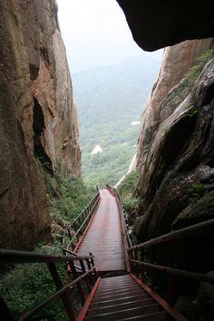 SOUTH KOREA - Seoraksan National Park