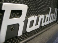 Randall Amplification. My amps of choice since 1987.