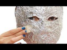 Pon papel de aluminio en tu piel y en segundos quedaras pasmado - YouTube