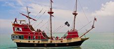 BlackDragon Pirate Cruise in South Padre Island, Texas...can't WAIT to take the boys!