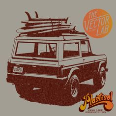 Plastisol: Vintage T-Shirt Textures for Photoshop and Illustrator