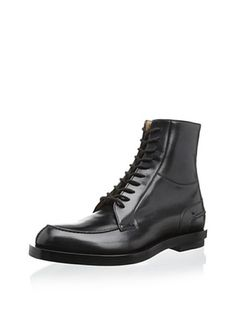 Men/'s British Style Daim Cuir High-top Pointu Chaussures Militaire Bottines