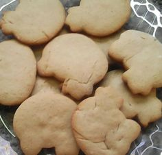 Homemade cookies without butter or milk - Easy - Zero Lactose, Lactose Free Diet, Food Porn, Homemade Cookies, Us Foods, Cooking Time, Cookie Recipes, Easy Meals, Food And Drink