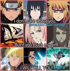 Naruto Uzumaki and Hinata Hyuga (NaruHina) Sasuke Uchiha and Sakura Haruno (SasuSaku) Minato Namikaze and Kushina Uzumaki (MinaKushi) ( there relationship goals)