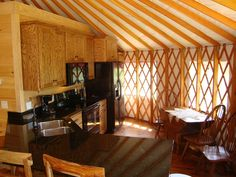We hope you enjoy reading Melissa's story and consider renting one of the beautiful Pacific Yurts at Sky Ridge Yurts! What Is A Yurt, Pacific Yurts, Yurt Home, Yurt Living, Outdoor Centre, Silo House, Garden Architecture, Forest House, Cabins And Cottages