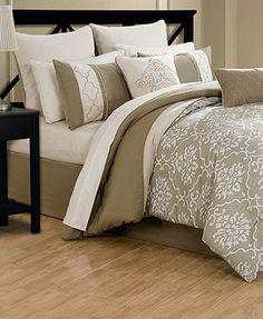 Layla 24 Piece King Comforter Set