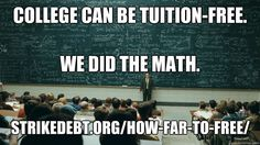 How much would it cost make every single public two- and four-year college and university in the United States tuition free for all students? Probably less than you think.