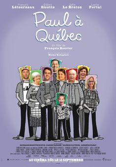 PAUL À QUÉBEC le film - (du roman graphique de Michel Rabagliati) - 2015.