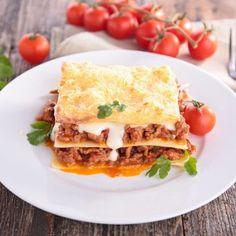 Kuchnia włoska: lasagne bolognese