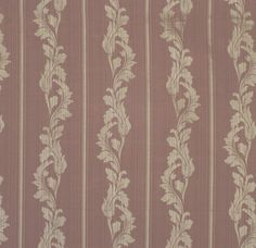 Pink panelled floral drapery fabric - Cosmo Dusty Pink by Charles Parsons Interiors #fabric #pink #drapery #curtain #panel #floral #charlesparsonsinteriors