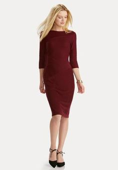 Cato Fashions | Diagonal Ribbed Midi Sweater Dress