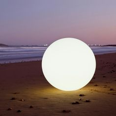 Waterproof LED globe by smart and green