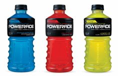 he created a new package for the new powerade