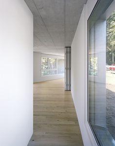Apartment Building in Chailly / Personeni Raffaele Schärer Architects