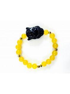 ZEROO Kolekce Buddha Crochet Necklace, Beaded Necklace, Buddha, Jewelry, Beaded Collar, Jewlery, Crochet Collar, Bijoux, Jewerly