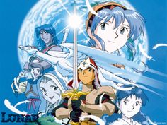Lunar Silver Star Story Complete - This game had a beautiful story, amazing soundtrack... and was fun as hell!