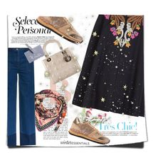 """""""Winter staples"""" by theitalianglam ❤ liked on Polyvore featuring Emilio Pucci, Valentino, Christian Dior, women's clothing, women's fashion, women, female, woman, misses and juniors"""