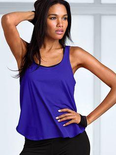VSX Sport NEW! Running Singlet #VictoriasSecret http://www.victoriassecret.com/victorias-secret-sport/all-tops/running-singlet-vsx-sport?ProductID=121012=OLS?cm_mmc=pinterest-_-product-_-x-_-x