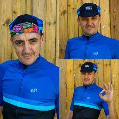 Barcelona Road Cycling Group kit