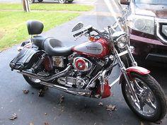 eBay: 2002 Harley-Davidson Dyna 2002 Harley Davidson Dyna Lowrider Low Rider FXDL Chrome Extras! #harleydavidson