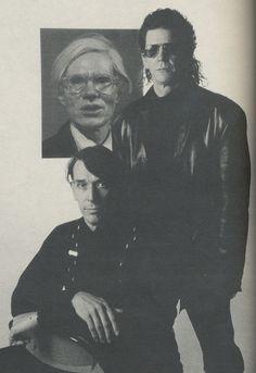 John Cale and Lou Reed