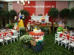 HAPPY FEST: BRANCA DE NEVE