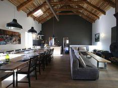 Salon style loft