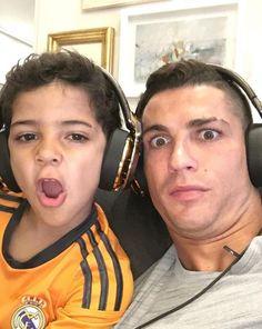 Cristiano Ronaldo cr7 jr