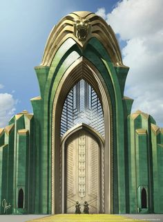 21 Ideas For Art Deco Illustration Architecture Architecture Art Nouveau, Futuristic Architecture, Amazing Architecture, Art And Architecture, Architecture Portfolio, Art Deco Decor, Art Deco Stil, Art Deco Design, Art Deco Illustration