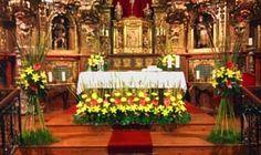 Boda en la Iglesia de Villaralbo, Zamora www.floresdelduero.com