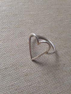 Hjertering Silver Rings, Jewelry, Jewlery, Jewerly, Schmuck, Jewels, Jewelery, Fine Jewelry, Jewel