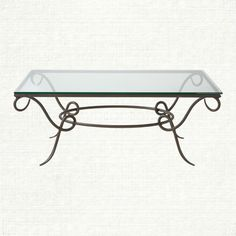 View The Rope Coffee Table 35ropecofkt From Arhaus Like A Sleek Yet Shapely
