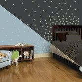 Found it at Wayfair - 180 Piece Glow in the Dark Dots Peel and Stick Wall Decal Set