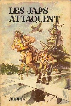 Tout sur la série Buck Danny : Superbes aventures aériennes de la seconde guerre…